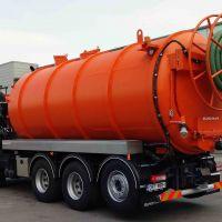 Kombiveokid 1 (kanalisatsiooni puhastus)