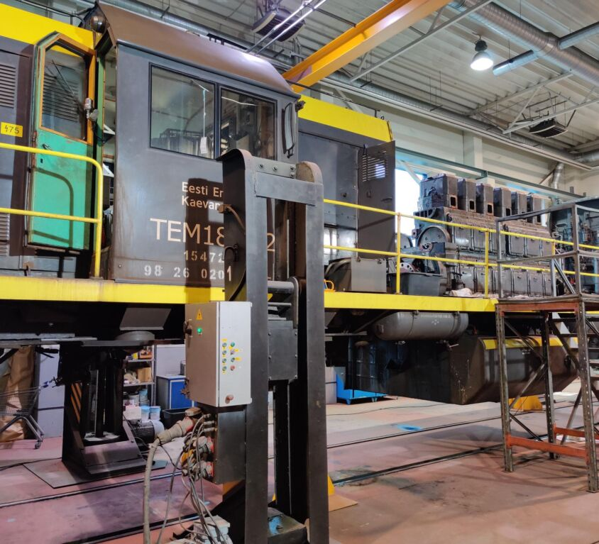 TEM18-192 remont R6 (2020)