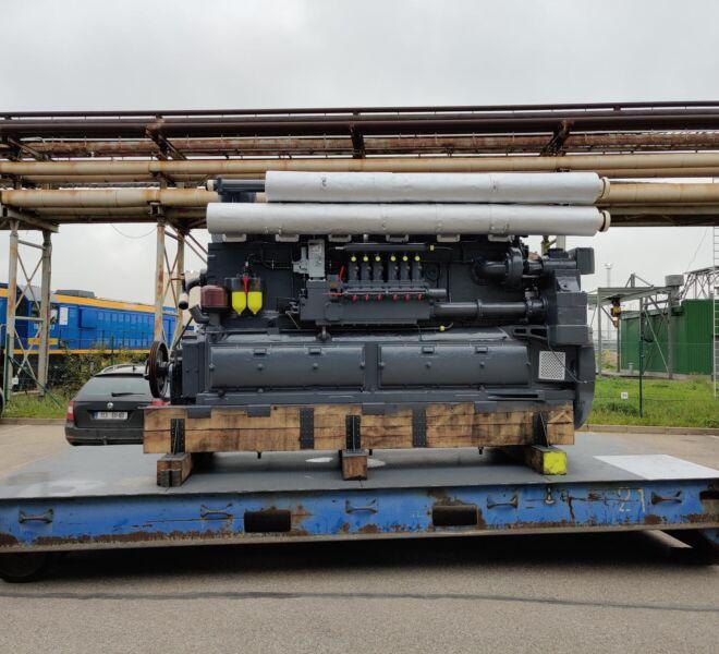 diislimootor D50 - vedur TEM 2 R6 POLAND
